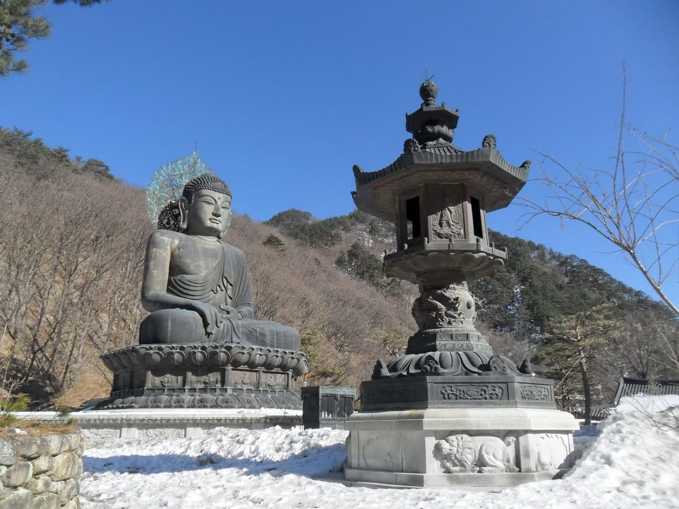 Khám phá mùa đông thú vị tại xứ Hàn