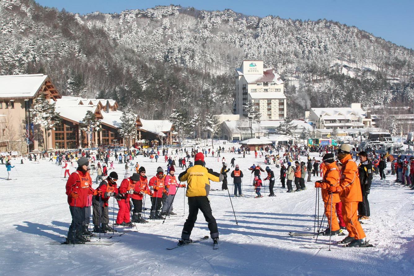 Thiên đường trượt tuyết Ski Resort