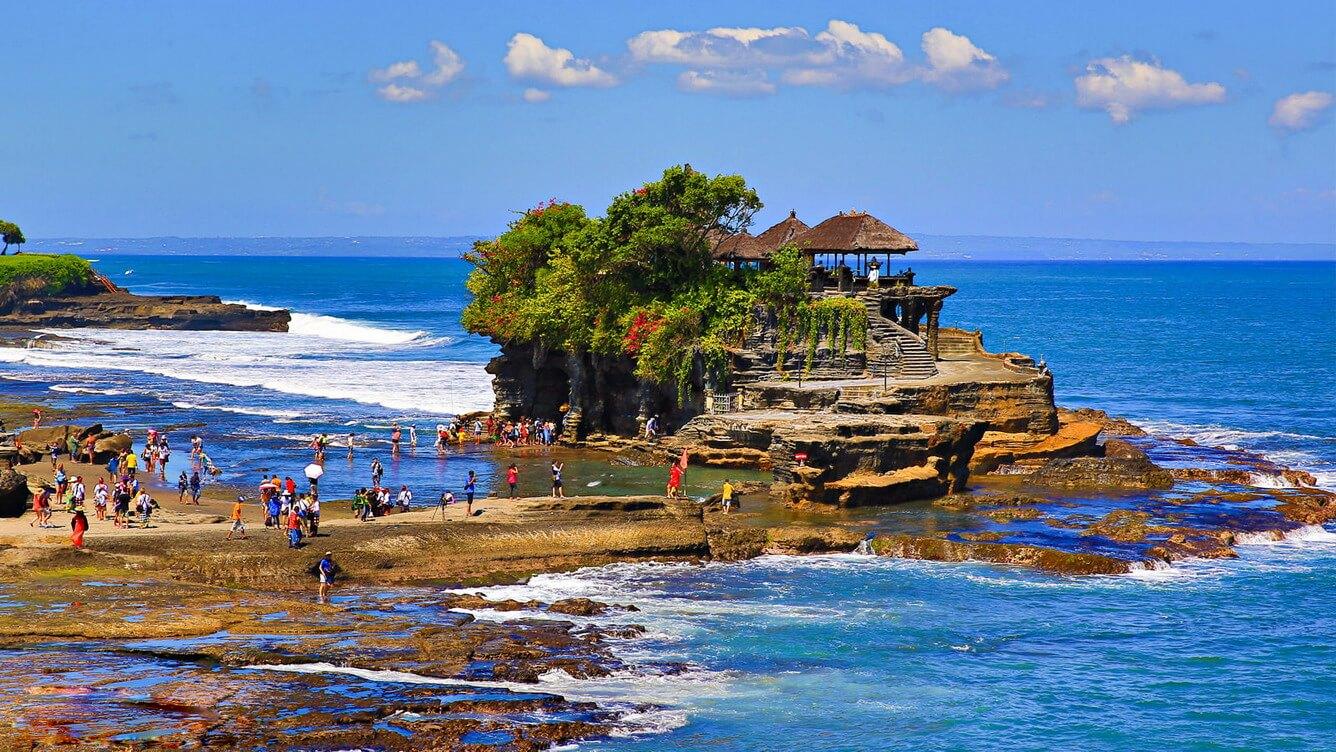 3. Đảo Bali, Indonesia