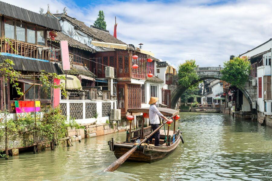 Đón Tết cổ truyền tại Trung Hoa