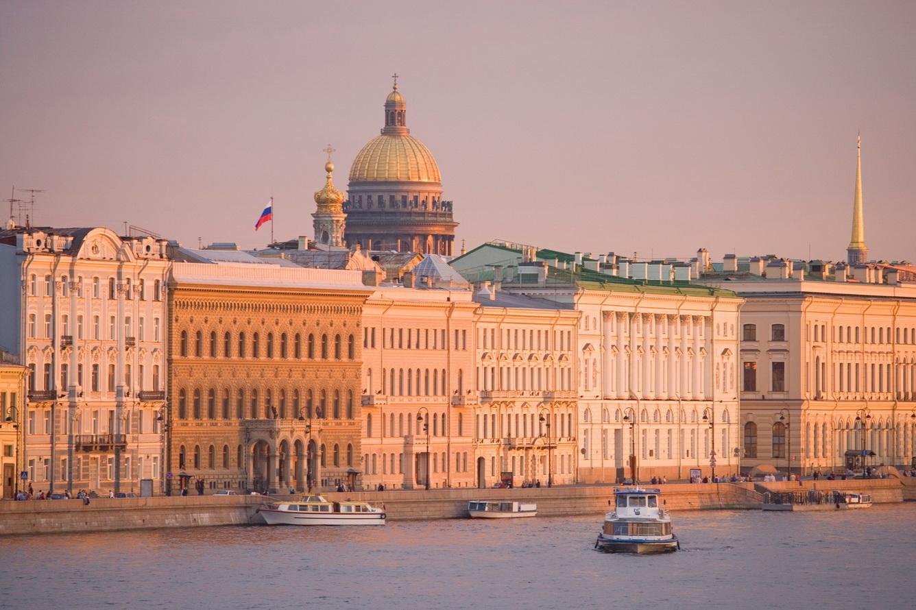 St. Petersburg, Nga