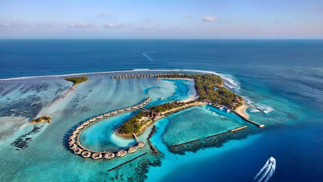 4. Đảo Baros, Maldives