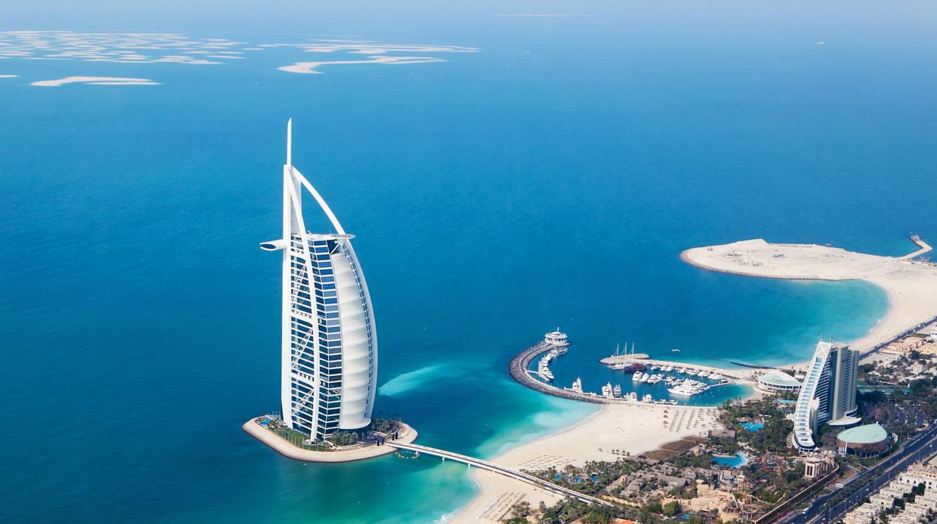 4. Khách sạn Burj Al Arab