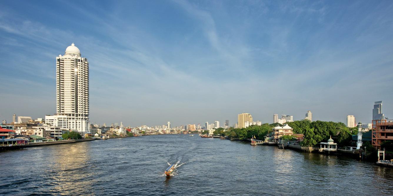 Ký sự Thái Lan -  Phần cuối: Chuyện kể trên sông Chaopraya, Thái Lan