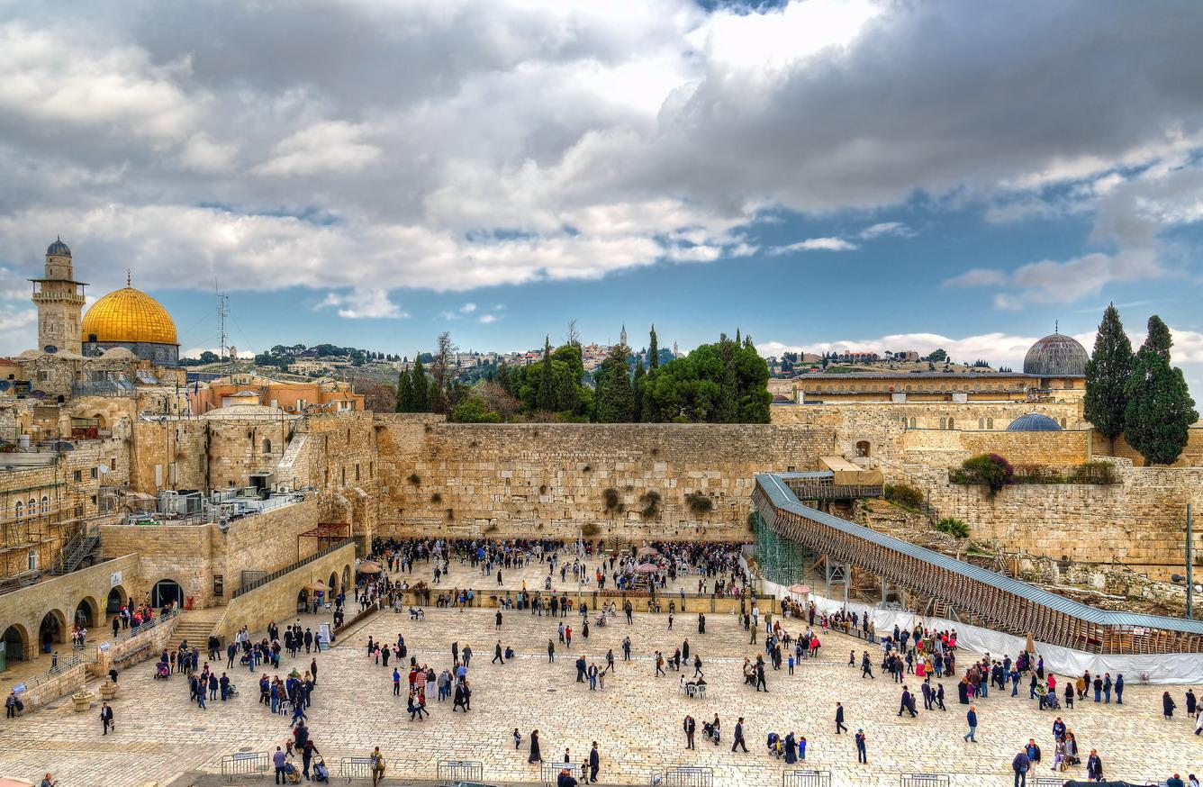 Thánh địa Thiên chúa giáo Israel