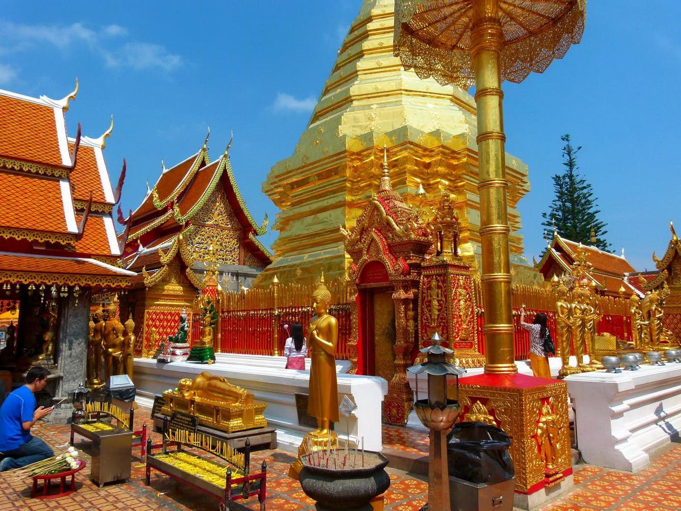 Chiangmai - Thành phố mùa xuân