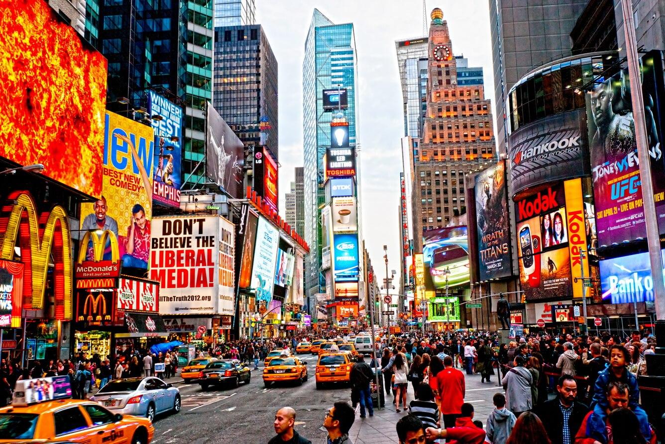Times Square (Quảng trường Thời Đại)