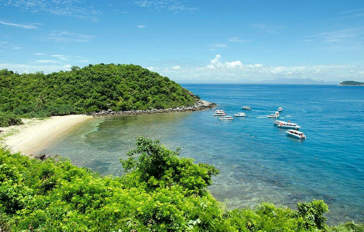Đi dạo dưới đáy biển Cù Lao Chàm (Quảng Nam)