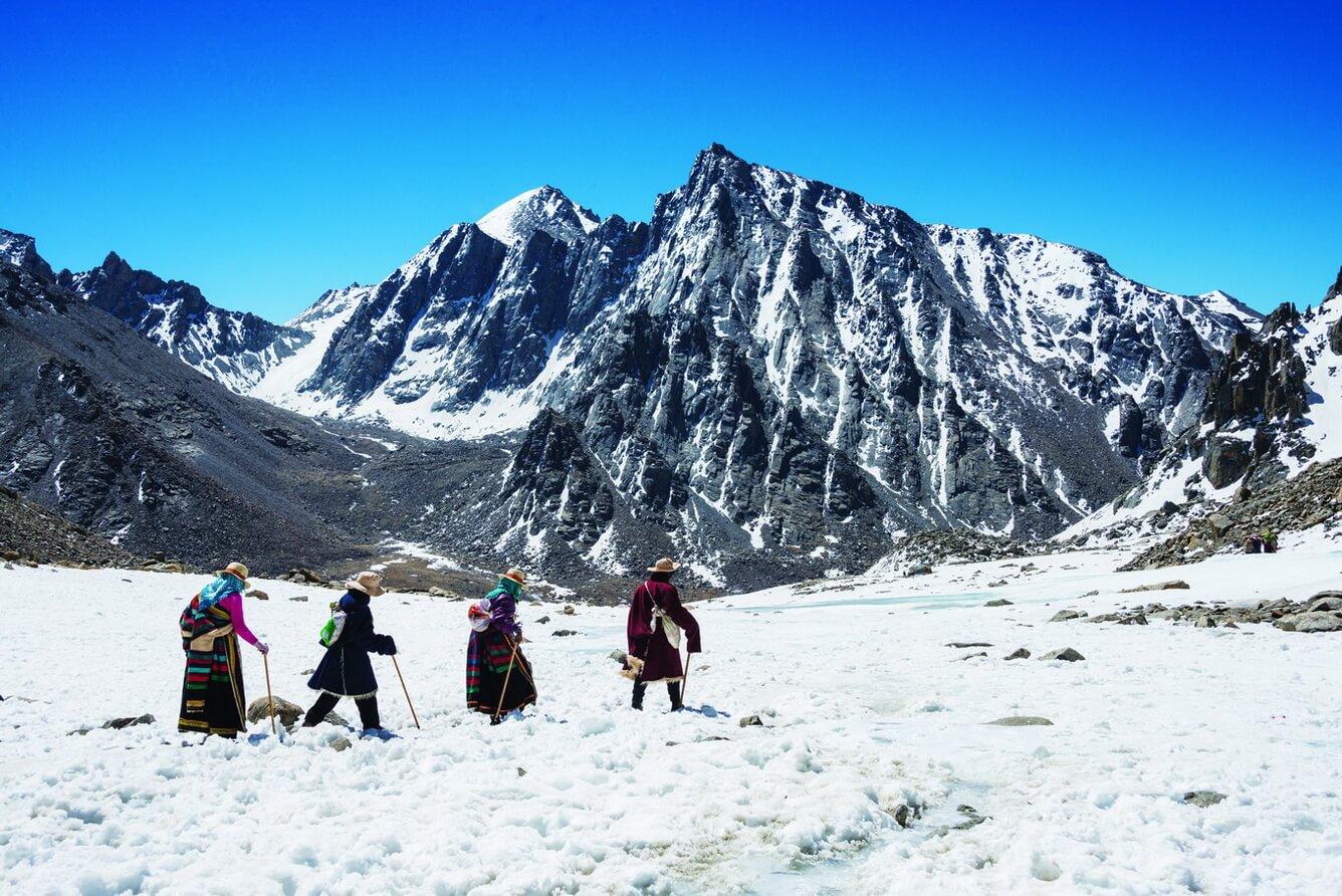 Tây Tạng huyền bí và đầy mê hoặc