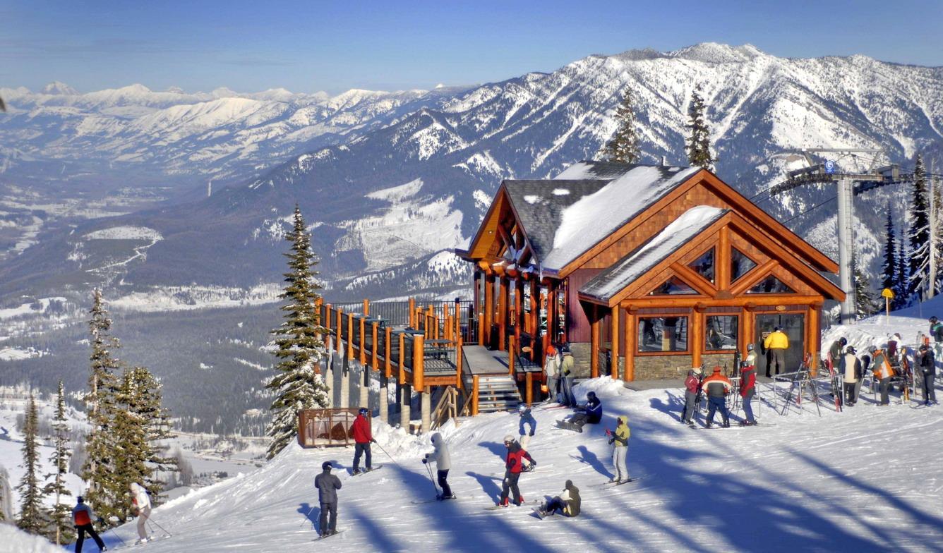 Thiên đường tuyết trắng Đông Bắc Á