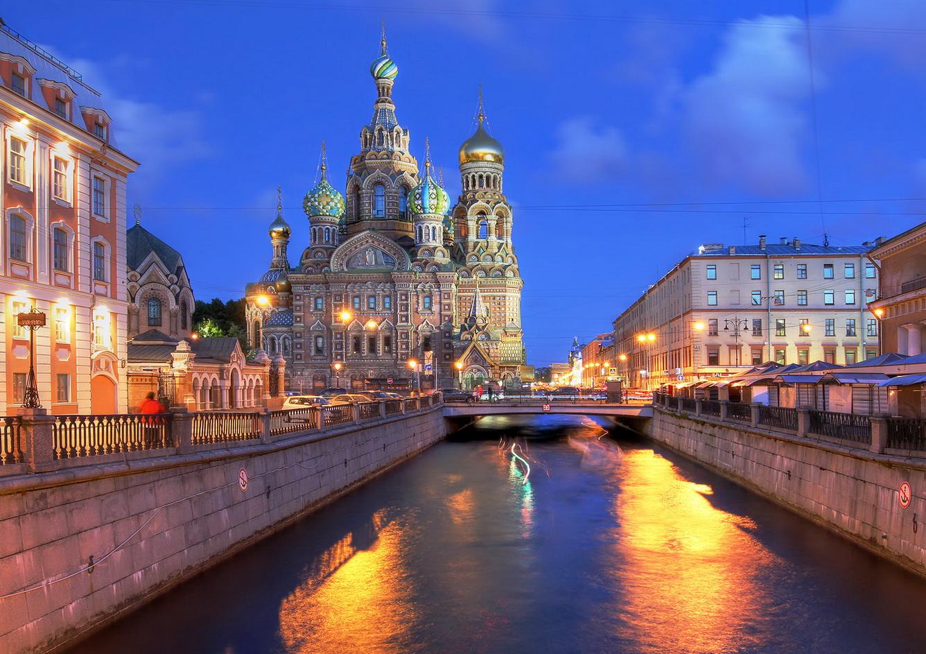 Nữ hoàng đêm trắng Saint Petersburg