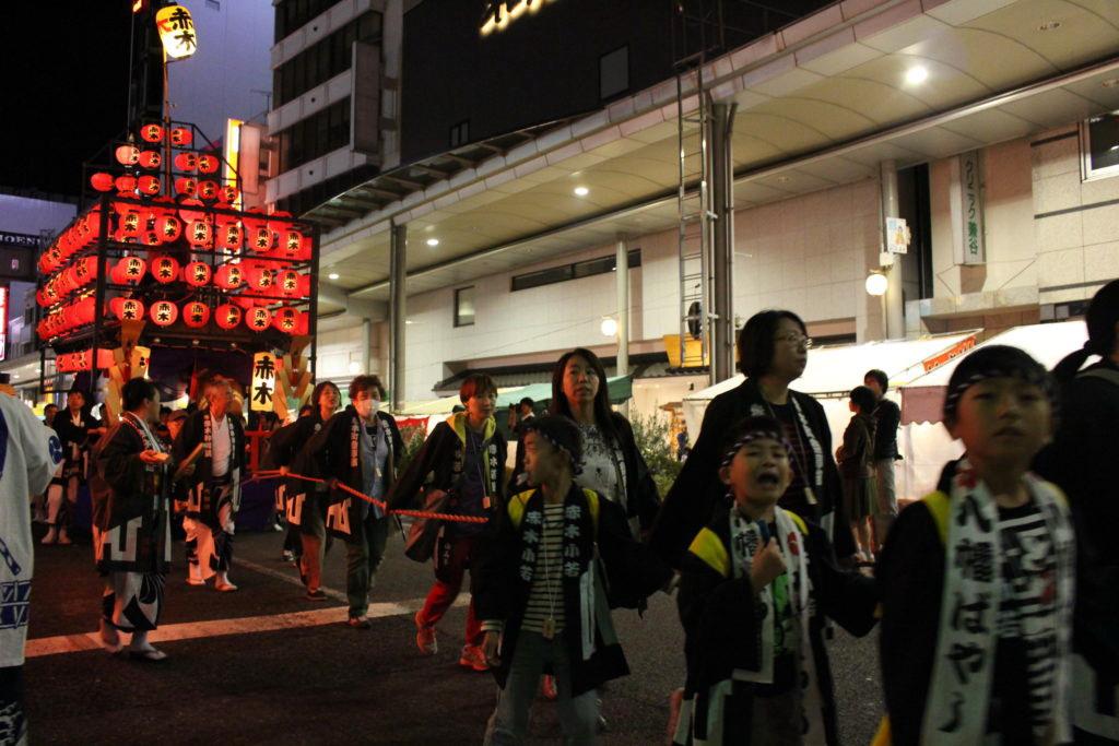 Lễ hội Fukushima Dashi