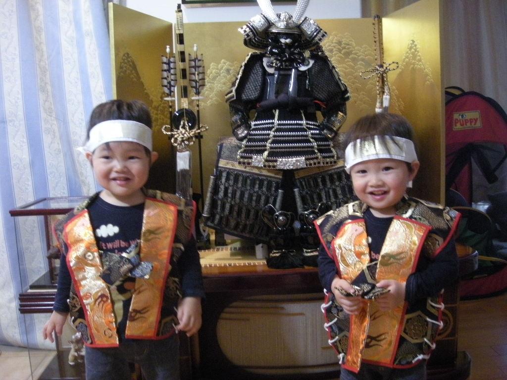 Nhật Bản chờ đón lễ hội Koi-nobori