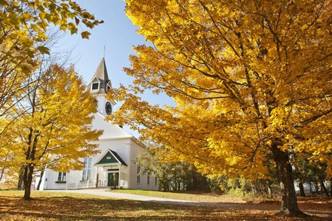 Công viên Núi Trắng – New Hamshire, Mỹ