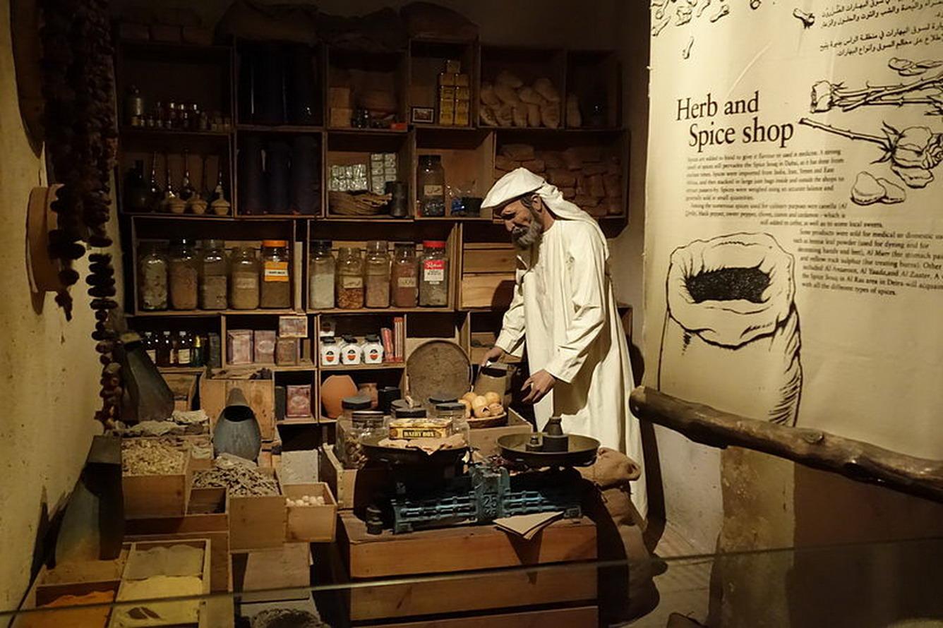 Hấp dẫn bảo tàng Dubai