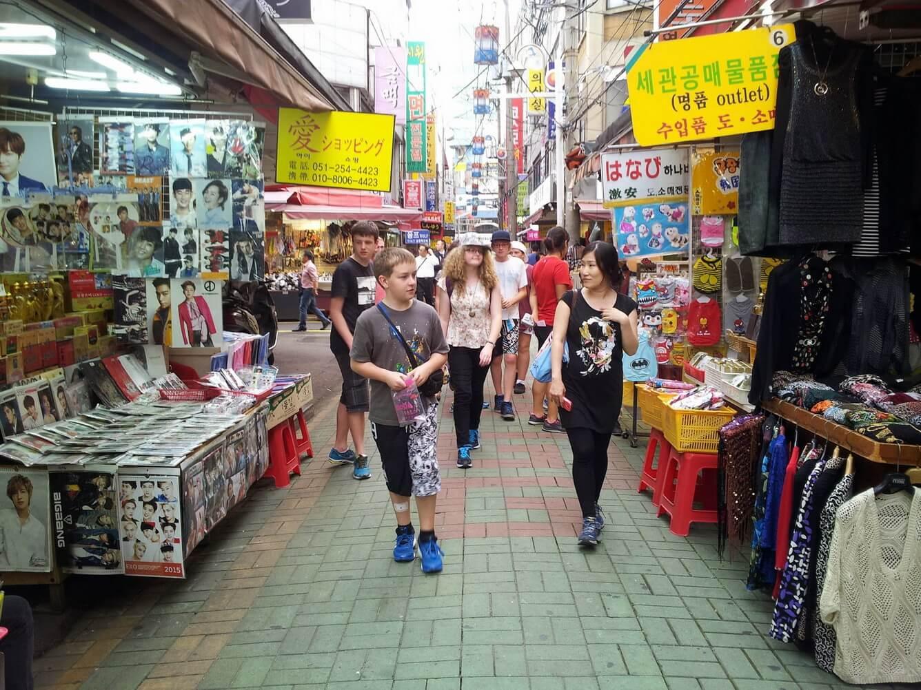 Busan - Nơi hơi thở điện ảnh hòa cùng nhịp sống hải cảng