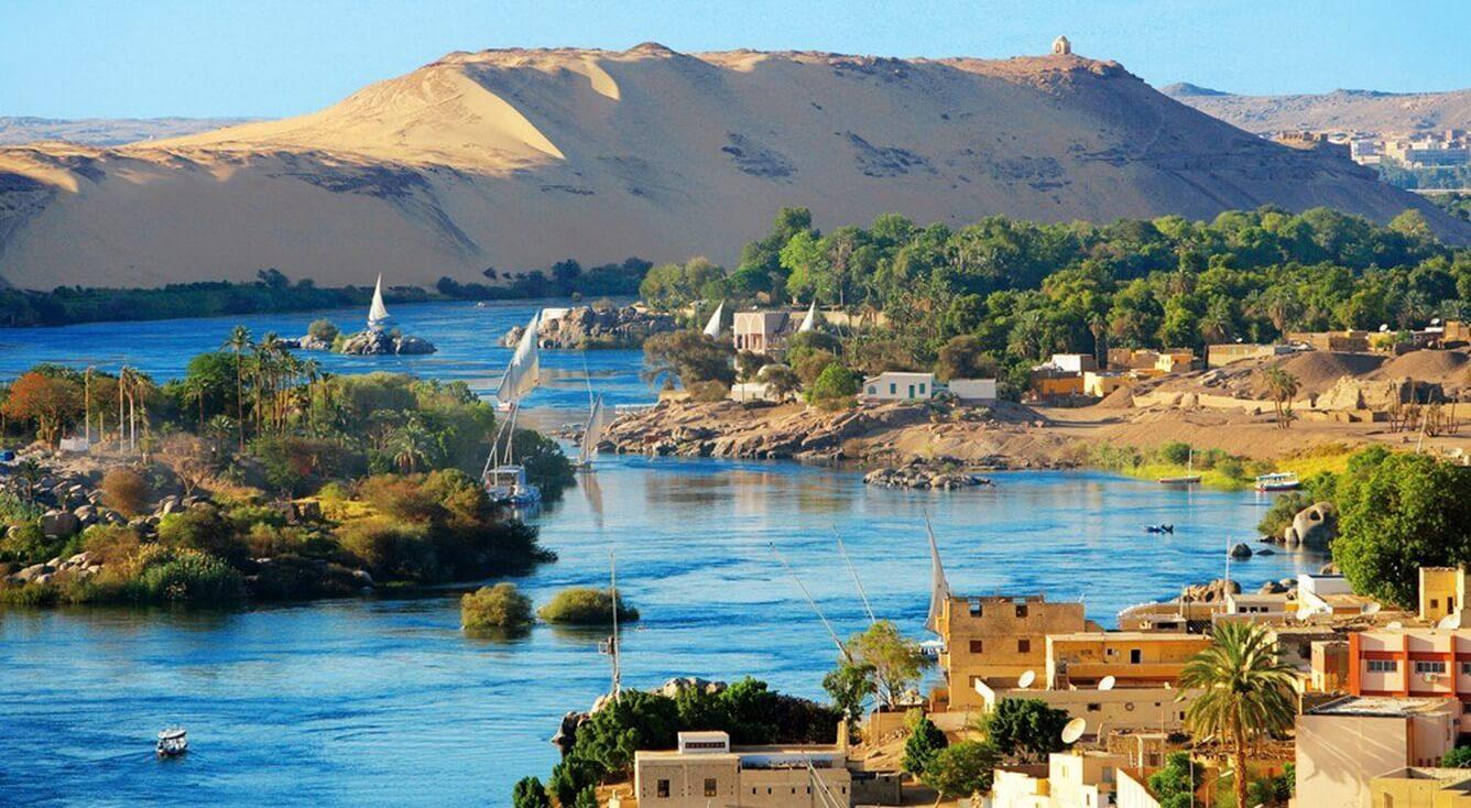 5. Du thuyền sông Nile huyền bí