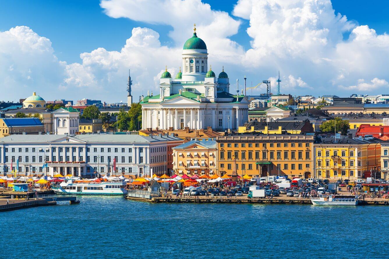 Phần Lan, Na Uy - Những vùng đất của đêm trắng