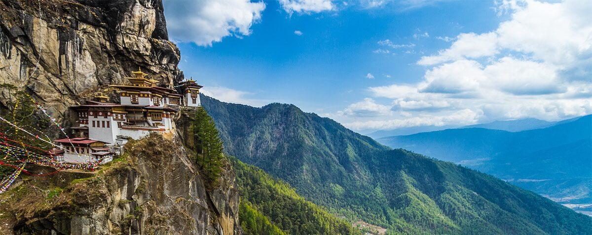 5. Chùa Draphu Choling Gonpa (Bhutan)