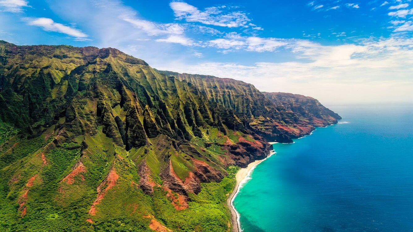 5. Hawaii
