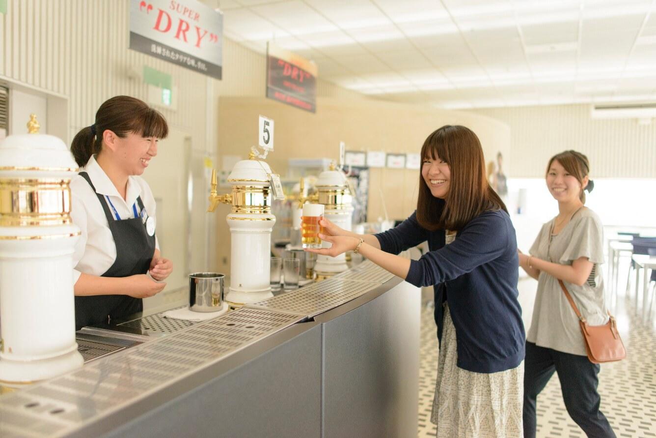 Nhà máy Asahi Beer Ibaraki