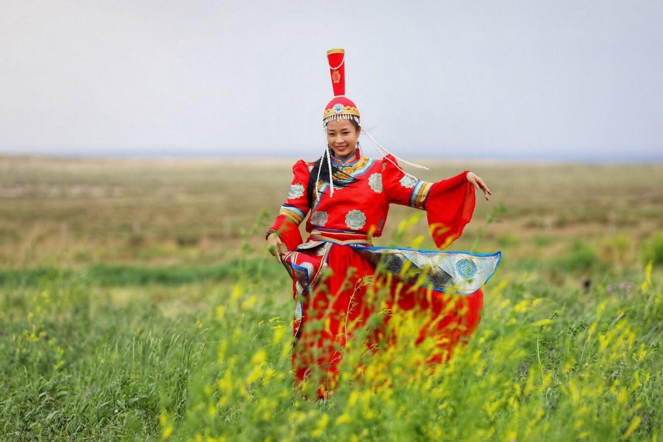 Nội Mông Cổ, những nốt nhạc huyền bí của gió và cát