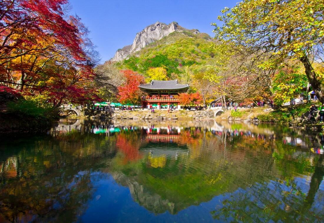 7. Vịnh Suncheon (Jeolla Nam)
