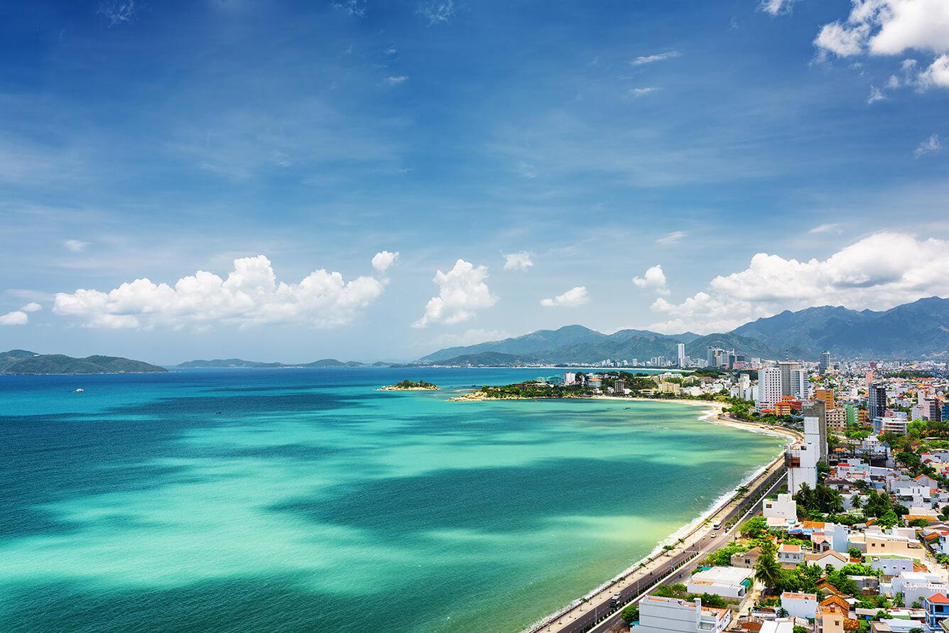 Nha Trang – thiên đường nghỉ dưỡng