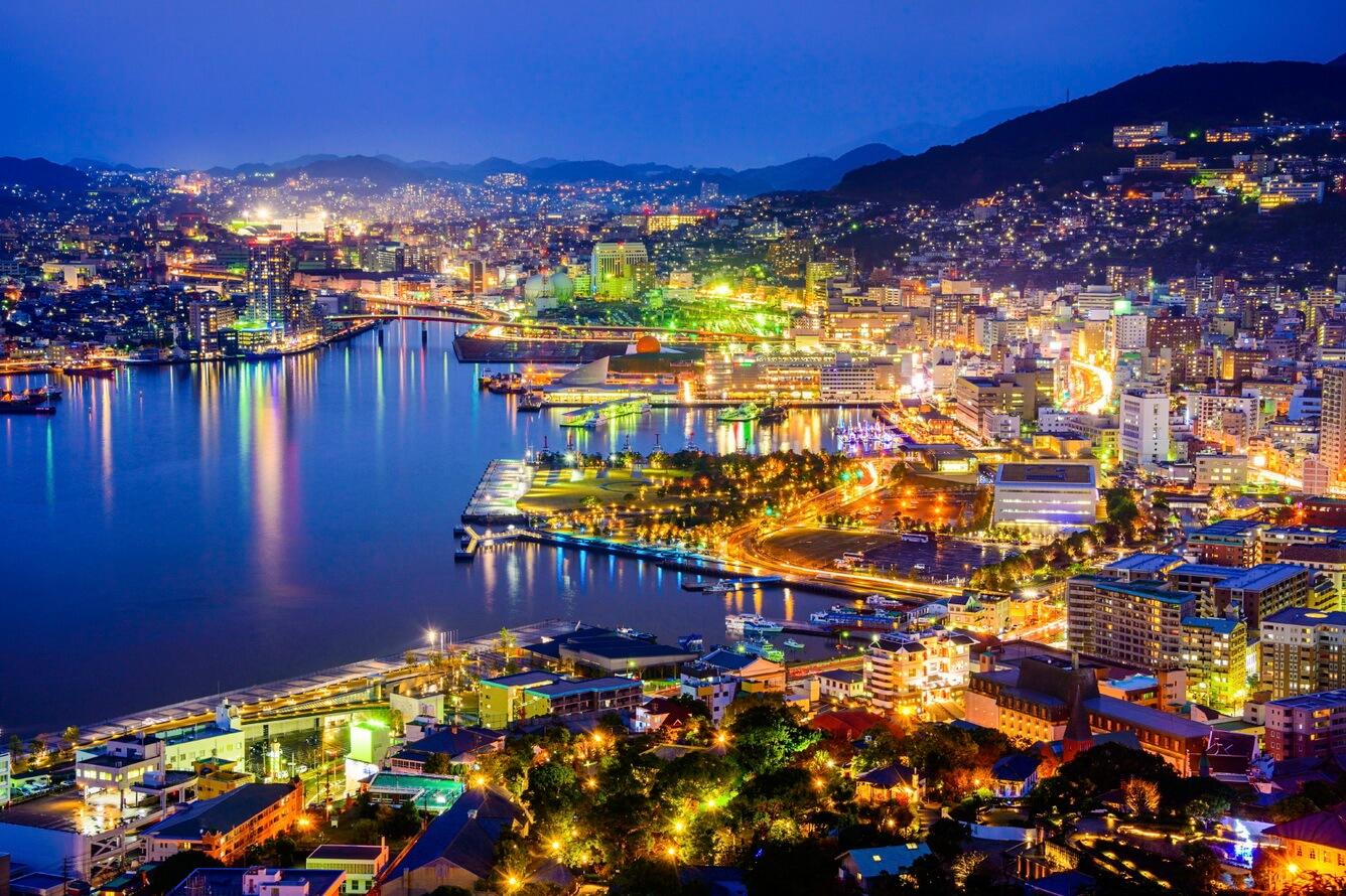 Nagasaki – nơi sự sống hồi sinh