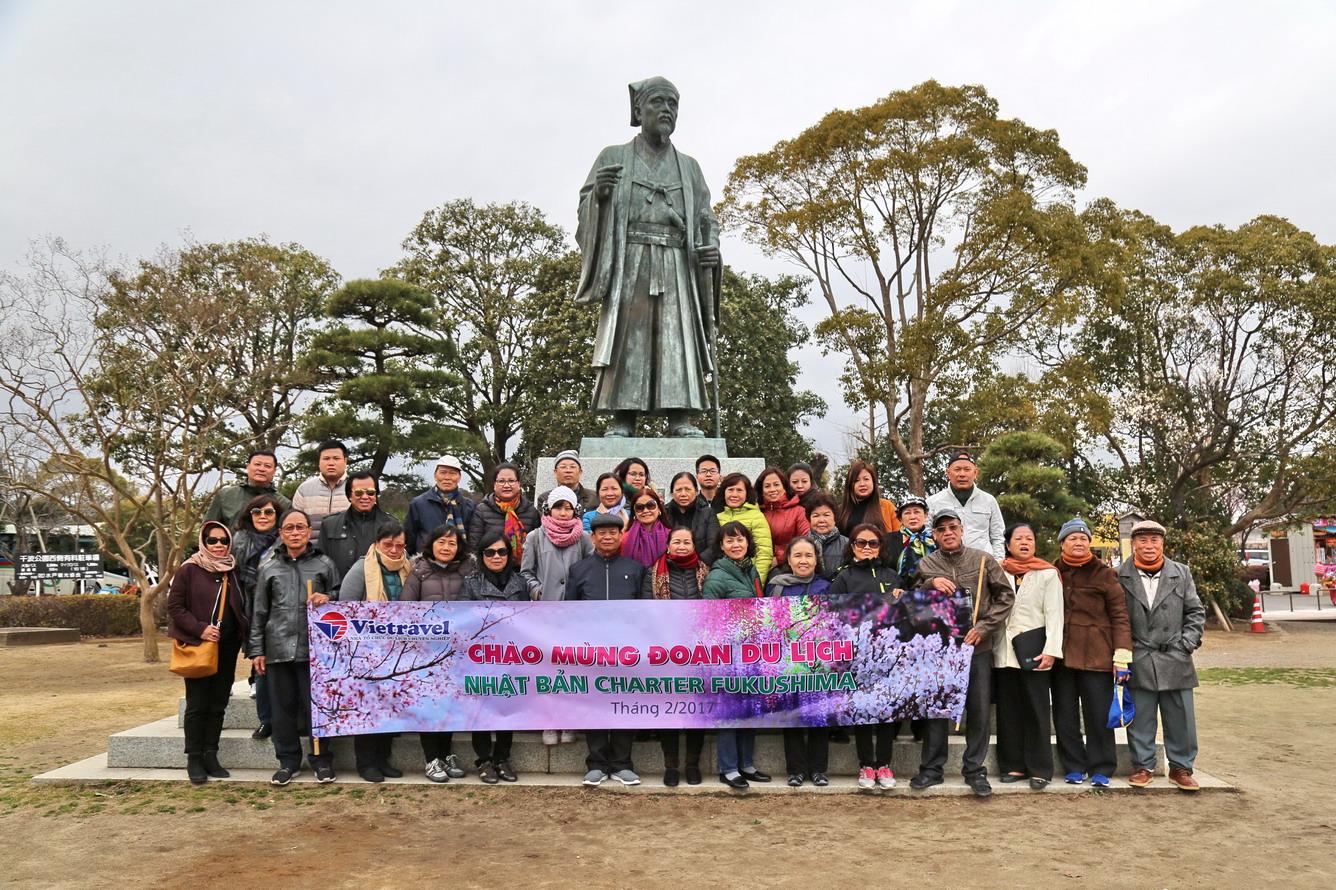 Những hình ảnh khác trong chuyến charter Ibaraki – Fukushima – Nikko – Tokyo 5 ngày của đoàn du khách Việt Nam: