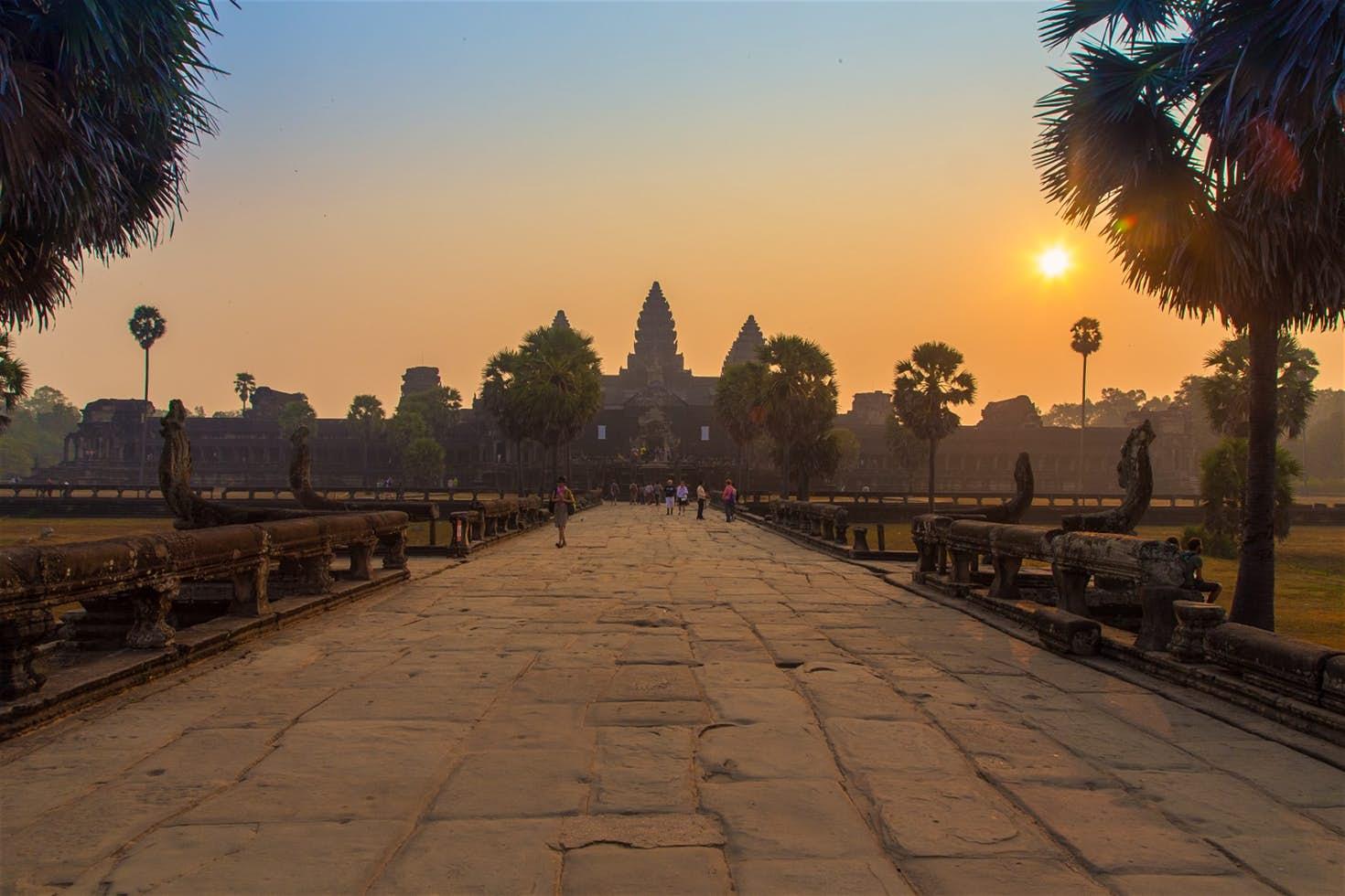 1. Angkor Wat (Angkor Archaeological Park)