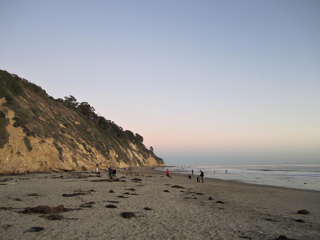 6. Arroyo Burro Beach