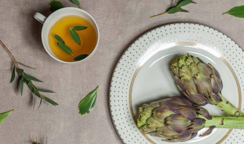Trà Atisô (Artichoke Tea)
