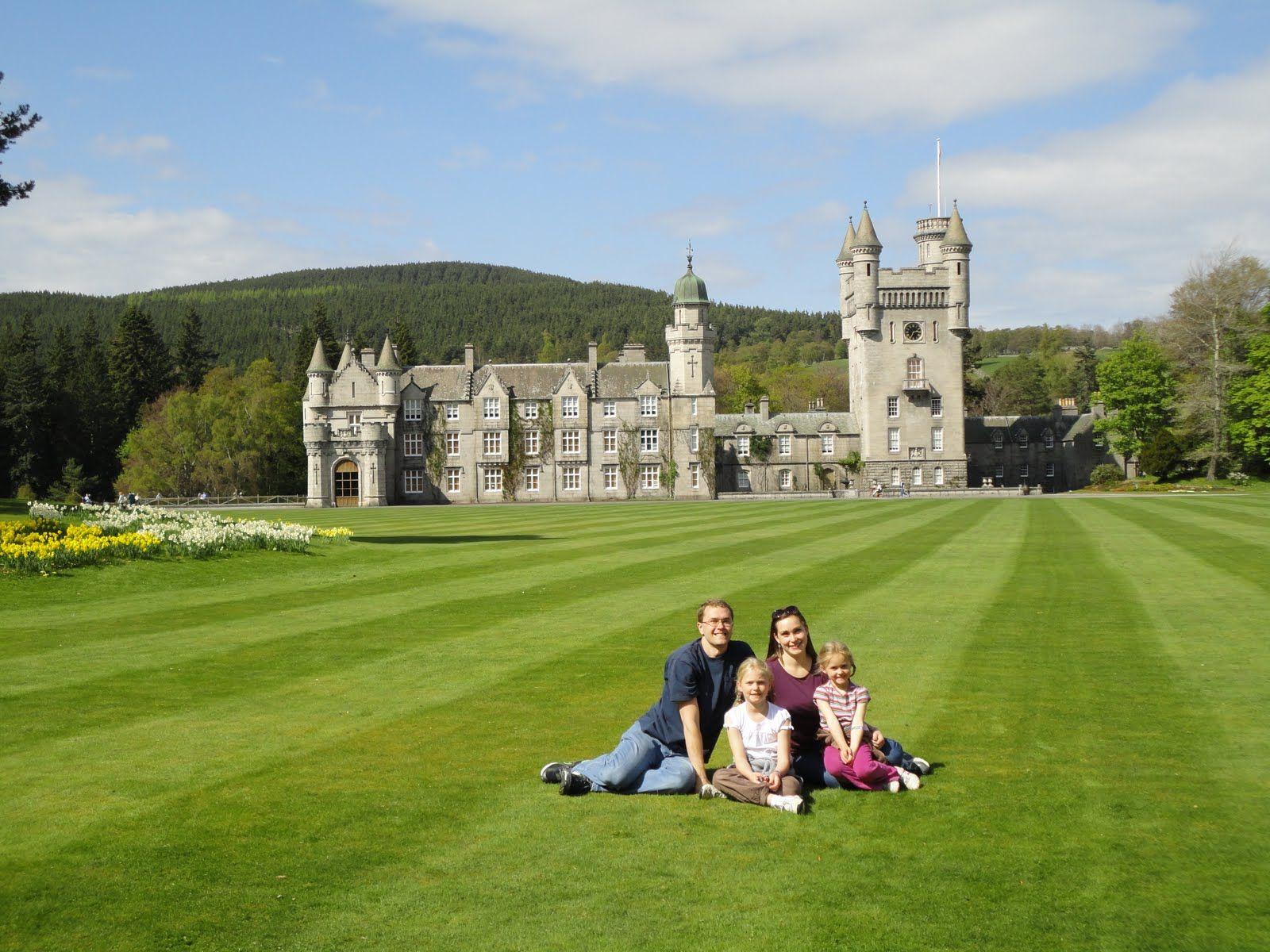 7. Balmoral Castle