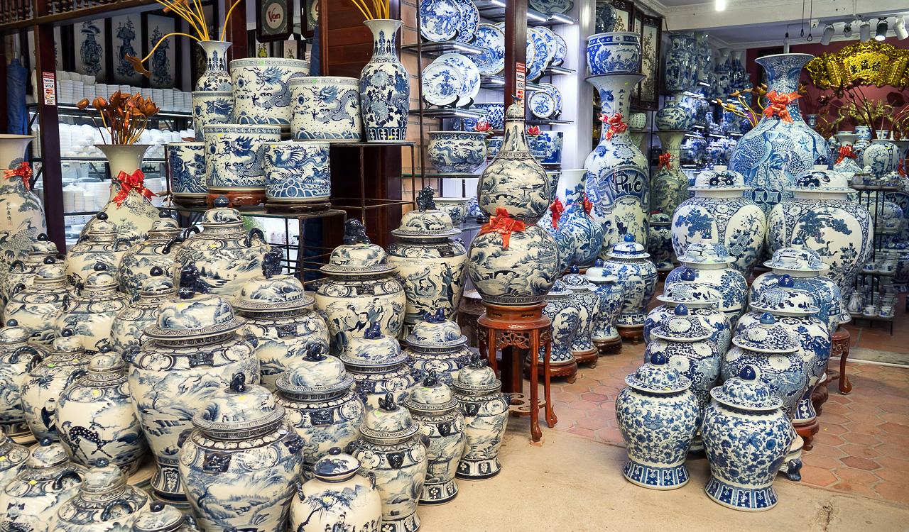 3. Bat Trang Pottery Village, Ha Noi