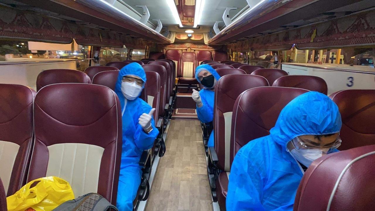 Vietravel tổ chức chuyến bay đón công dân Việt Nam hồi hương tháng 10