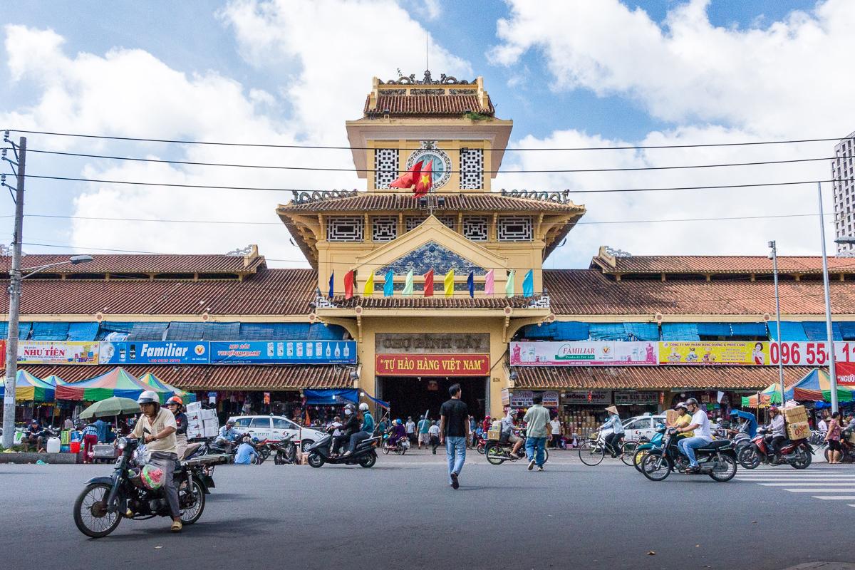 6. Binh Tay Market, Ho Chi Minh City