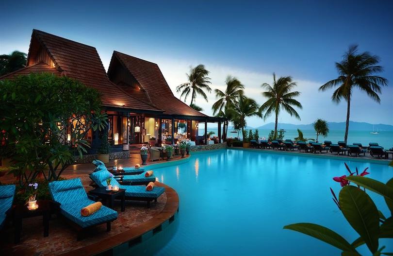10. Bo Phut Resort & Spa
