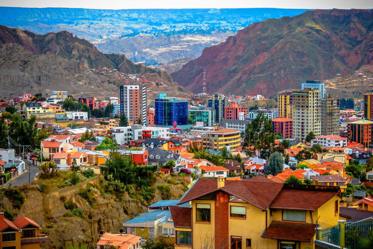 2. Bolivia