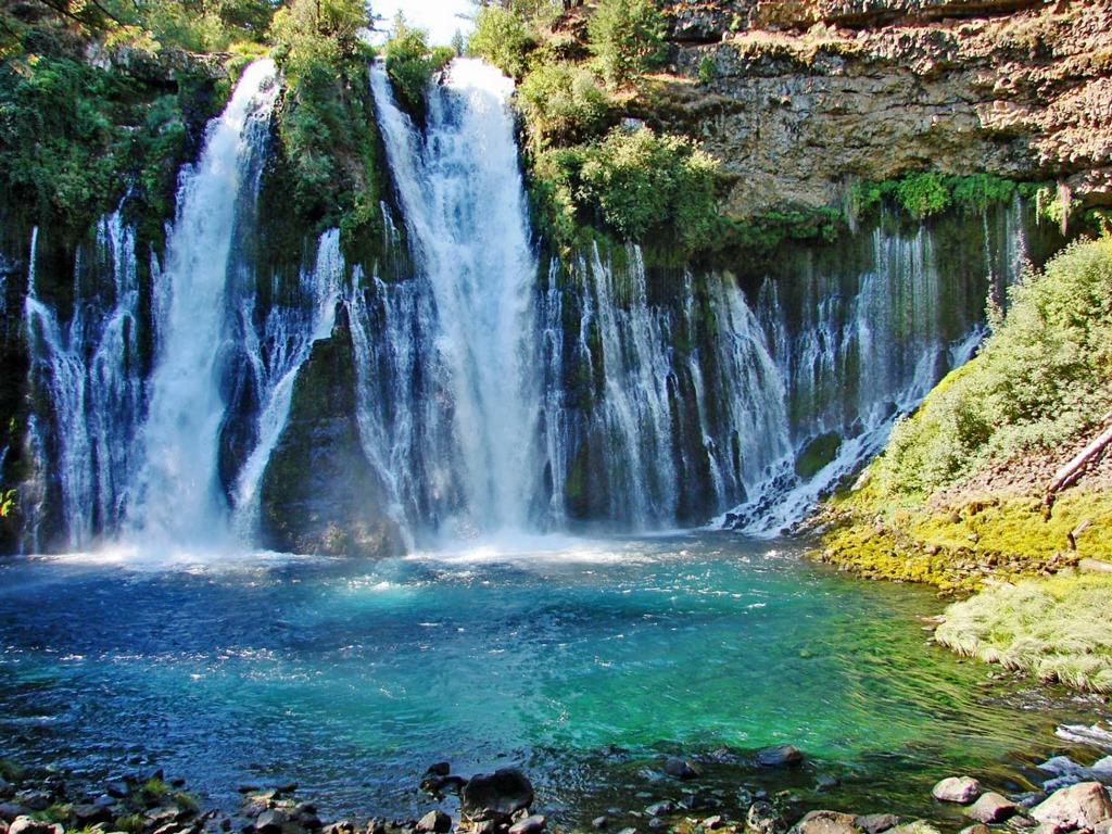 Burney Falls (Shasta County, California)