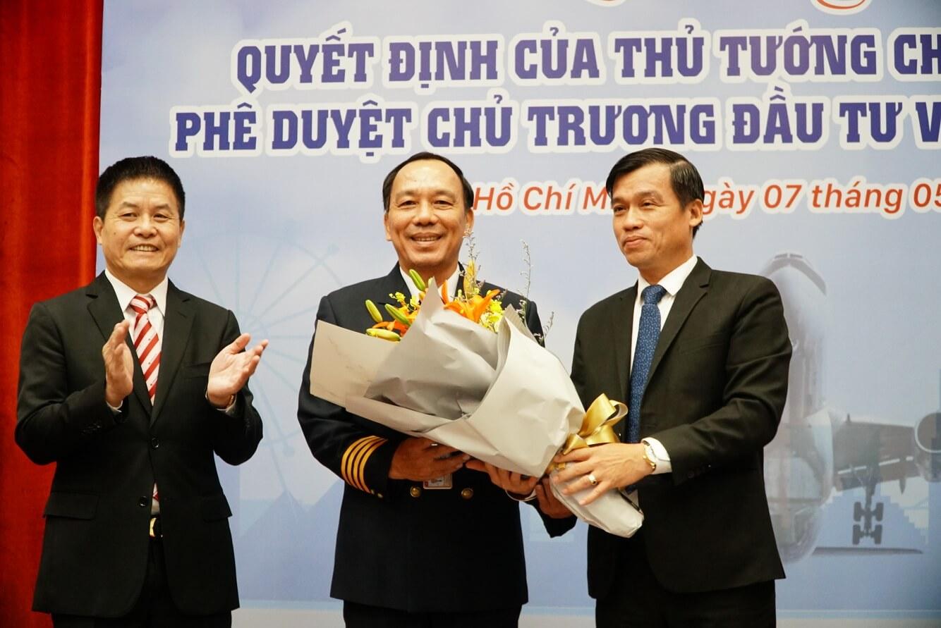 Công bố quyết định bổ nhiệm Phó Tổng Giám đốc phụ trách Khai thác bay Vietravel Airlines