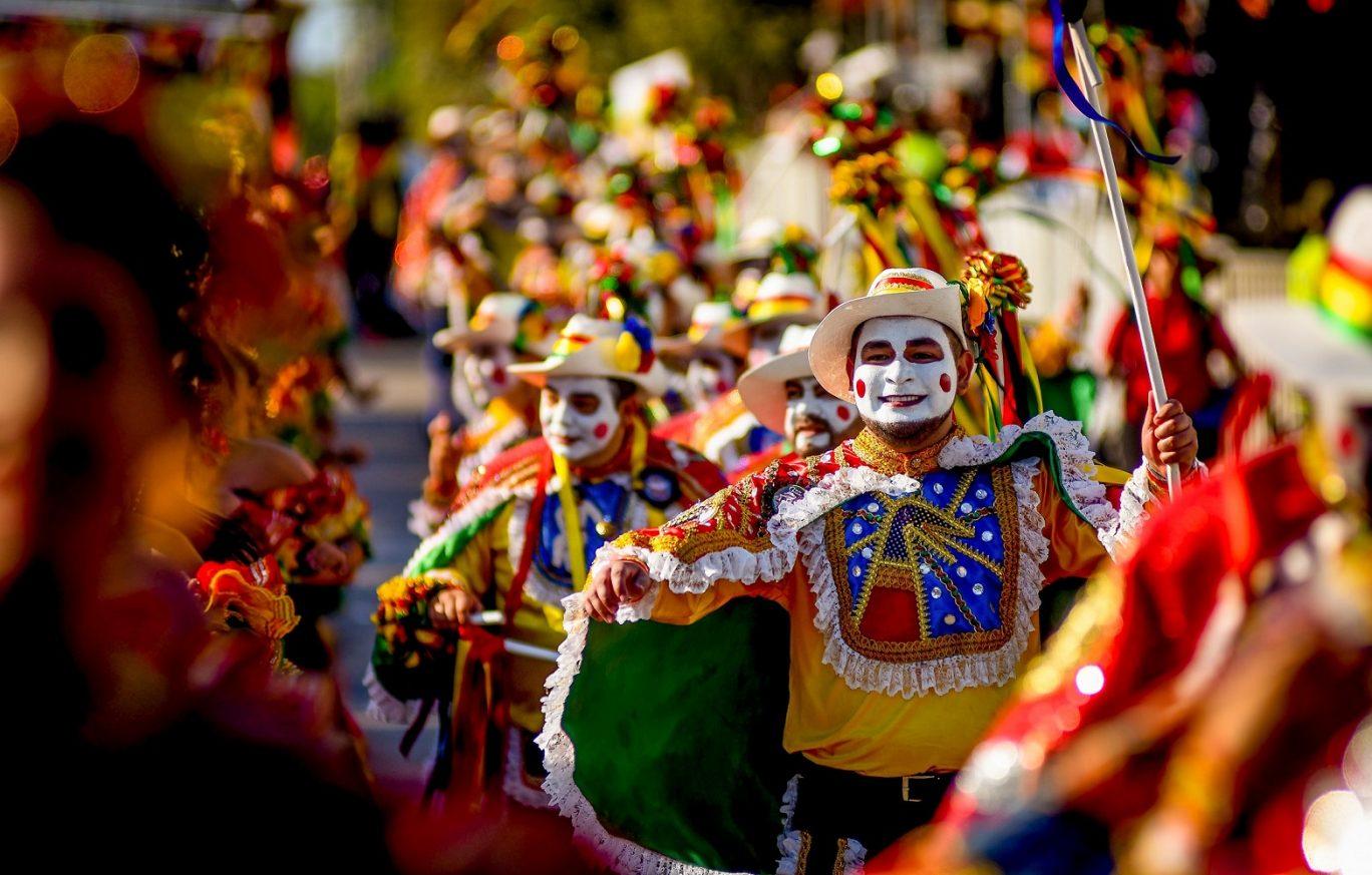 6. Carnaval de Barranquilla
