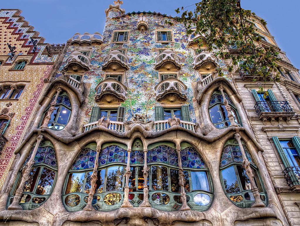 8. Casa Batlló