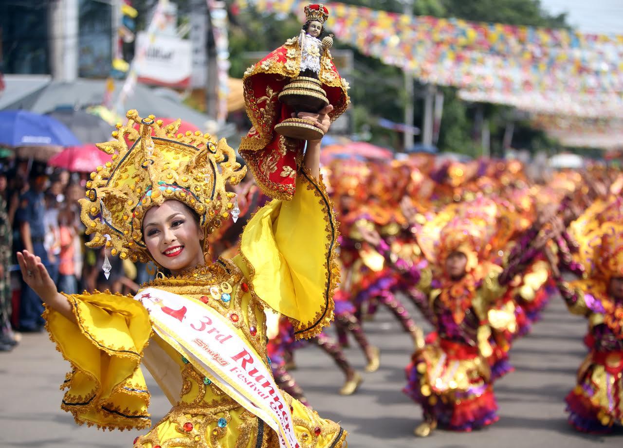 3. Cebu City Sinulog Festival