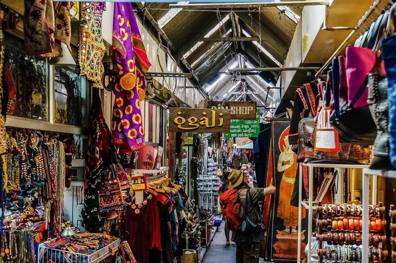 7. Visit the Chatuchak Weekend Market
