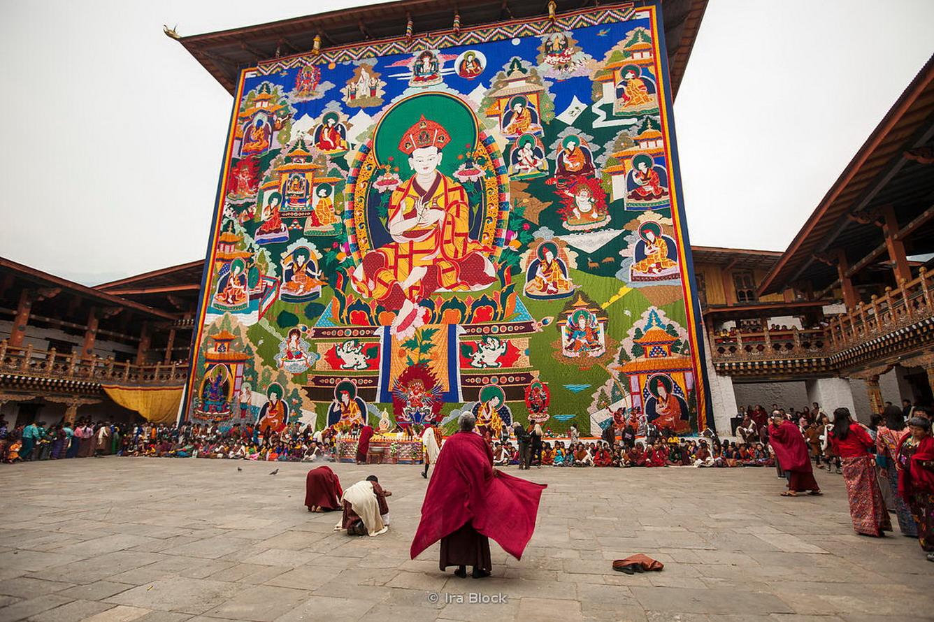Cõi hạnh phúc Bhutan
