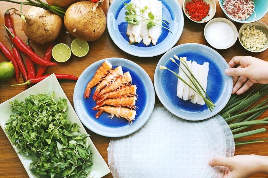 3. Cooking Classes in Da Nang