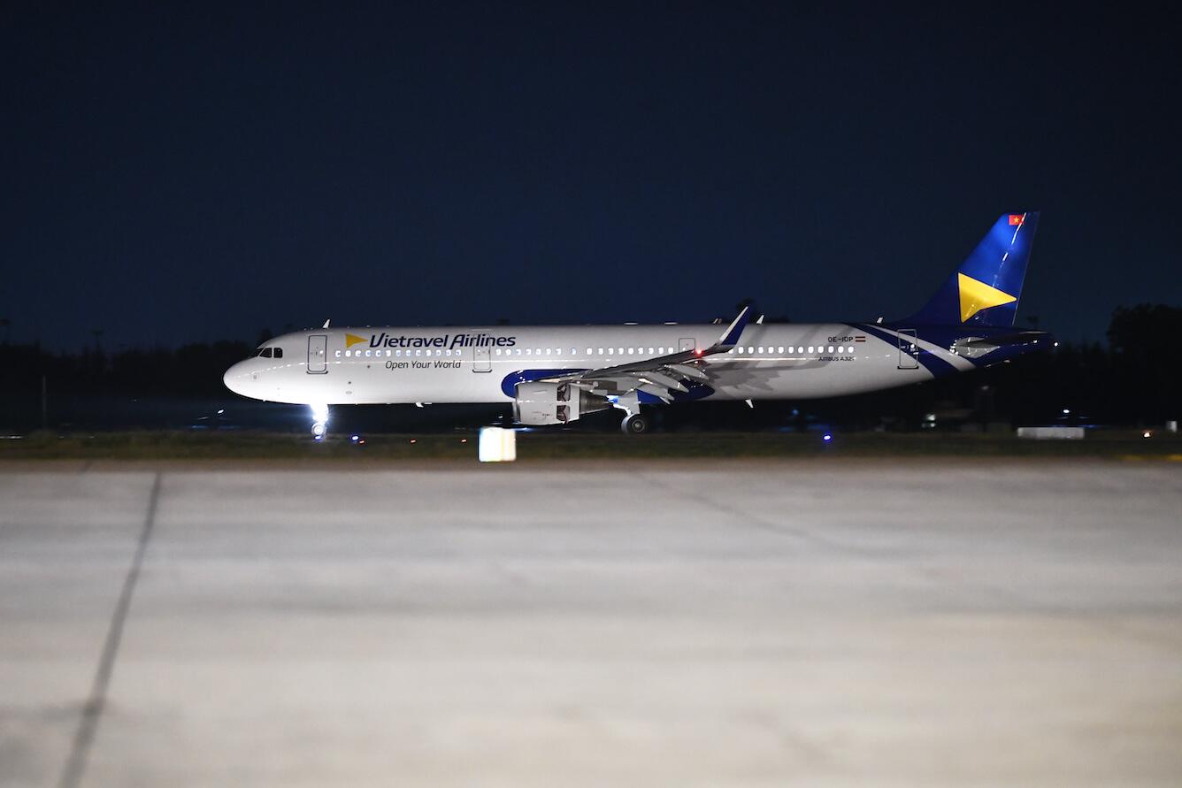 Vietravel Airlines chào đón tàu bay đầu tiên - Tiến tới việc hoàn tất thủ tục cấp AOC