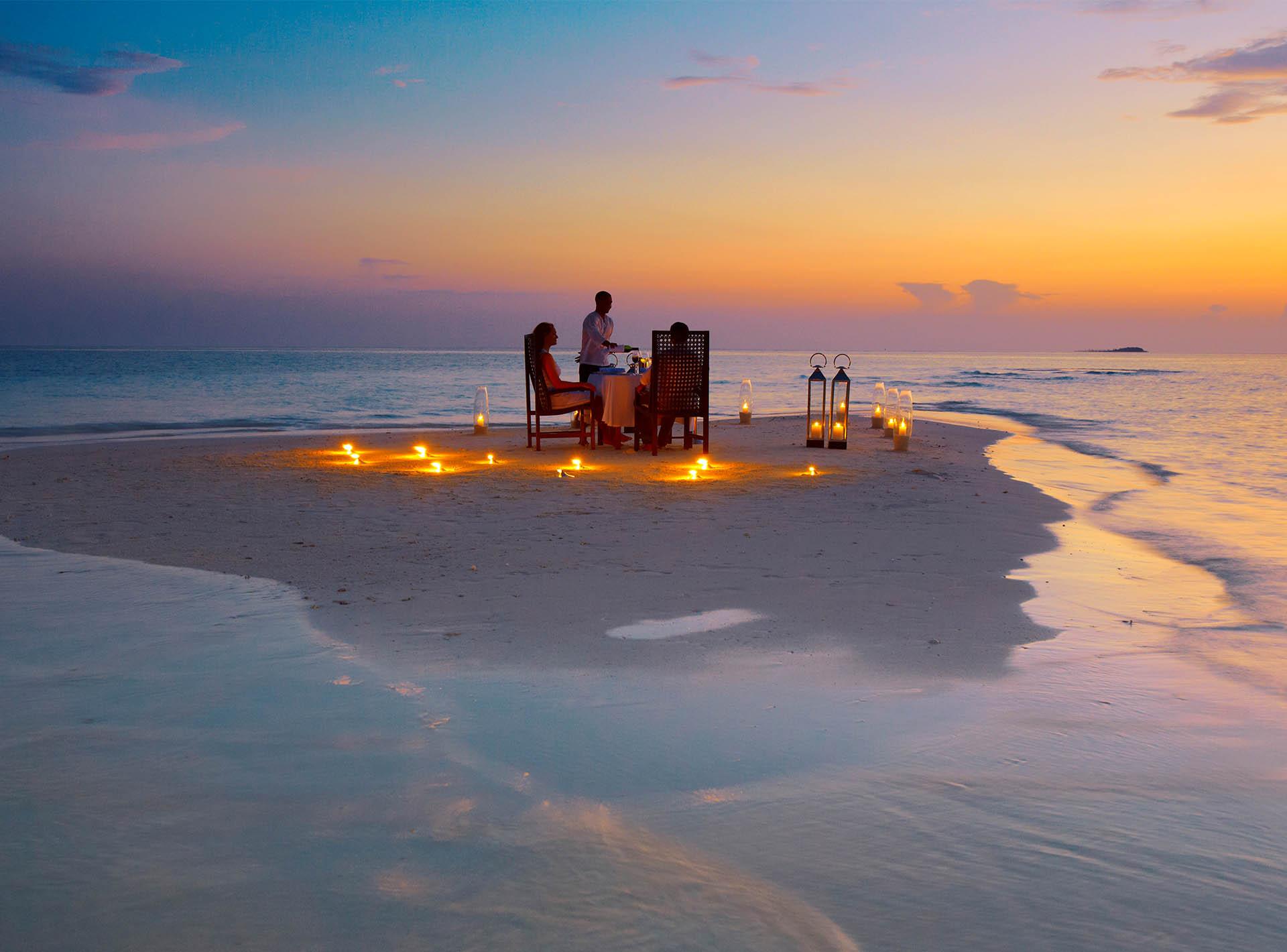 Destination Dining, Baros Maldives