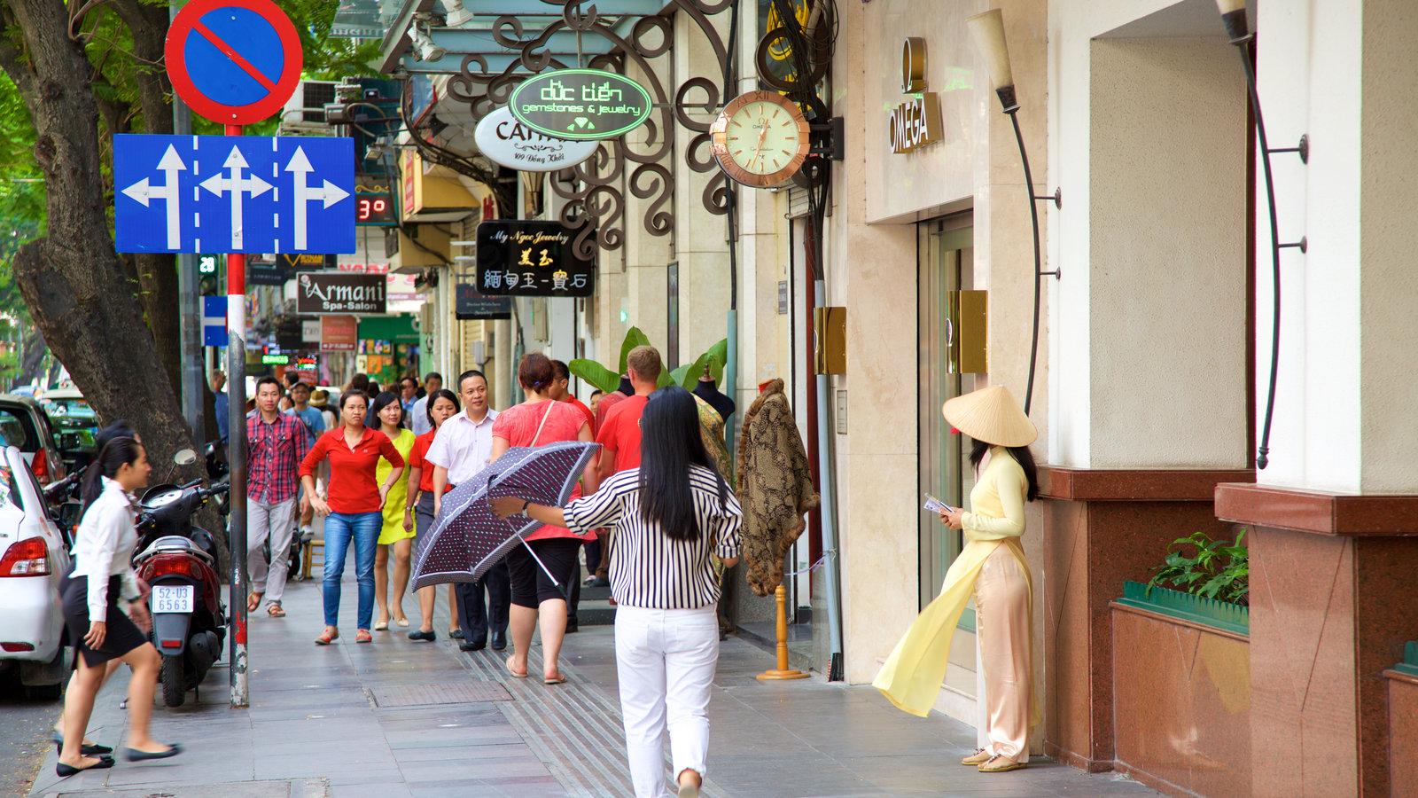 8. Dong Khoi Street, Ho Chi Minh City